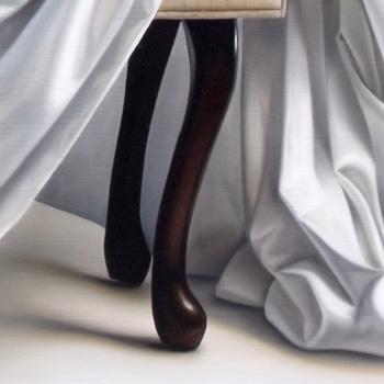 detalle la femme II 140 x 180 cm