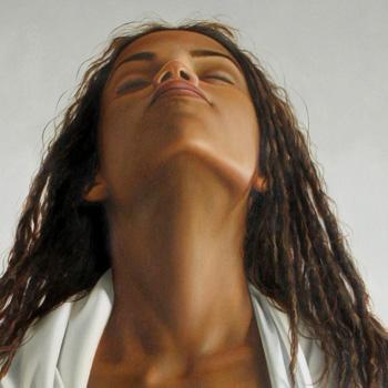 detalle woman 120 x 90 cm