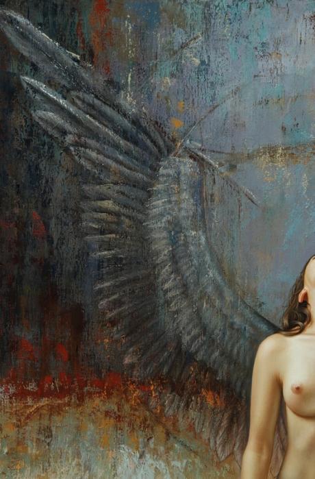 Angel 180 x 140 detalle 03