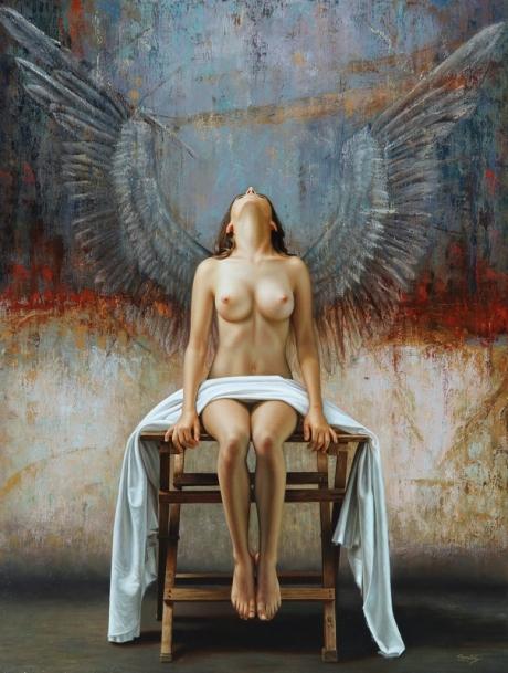 Angel 180 x 140