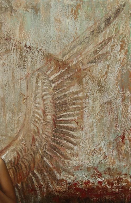 Angel II 180 x 140 detalle 4