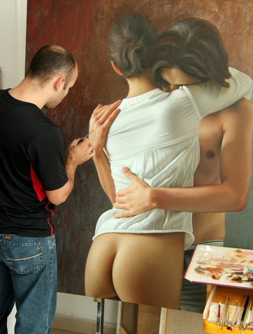 el secreto 140 x 180 pintor 01