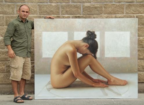Ad Quadratum 140 x 180 pintor 01