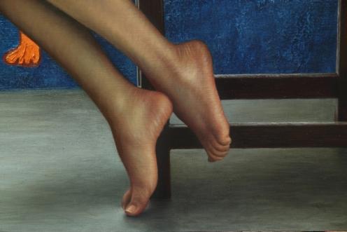 La Danza 140 x 180 detalle 06