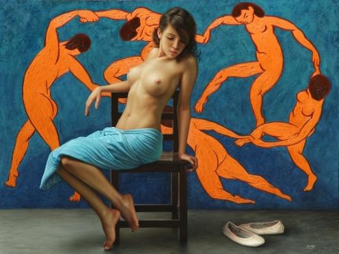 La Danza 140 x 180