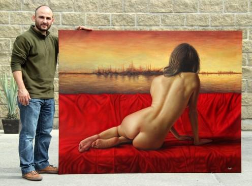 el puerto 140 x 180 pintor 02