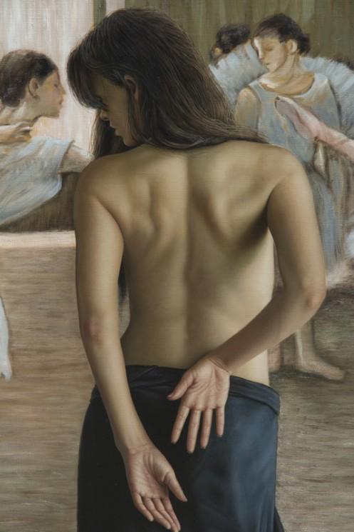 la bailarina 140 x 180 detalle 03