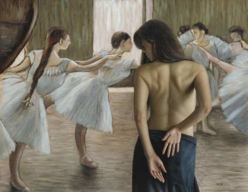 la bailarina 140 x 180
