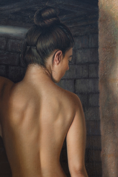 Hoyuelos de Venus 140 x 180 detalle 03