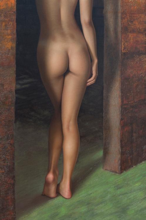 Hoyuelos de Venus 140 x 180 detalle 05