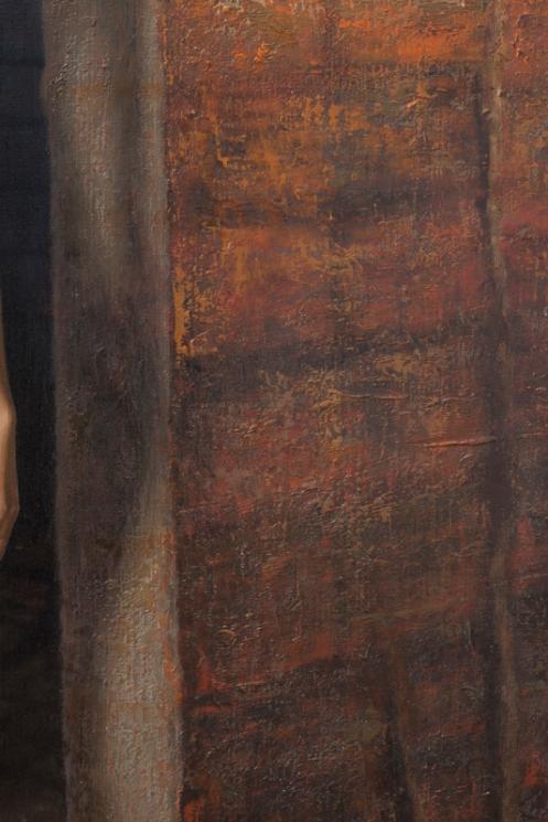 Hoyuelos de Venus 140 x 180 detalle 07