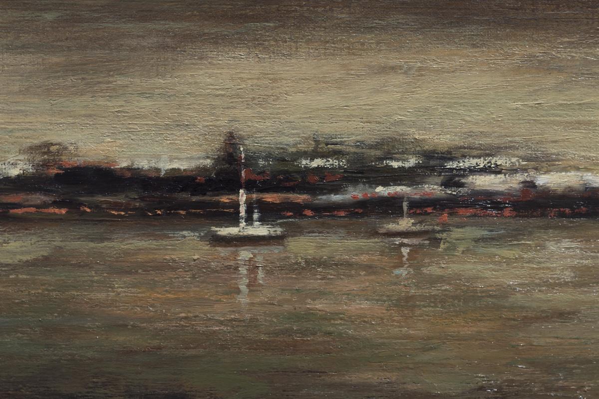 la embarcacion nocturna 140 x 180 detalle 08