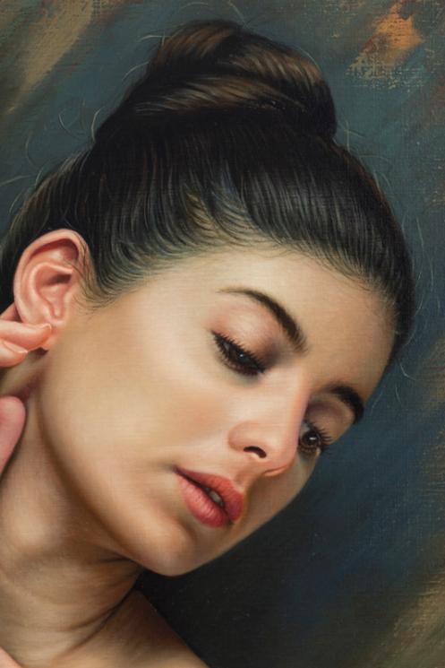 La sensibilidad en la oreja 66 x 48 detalle 02