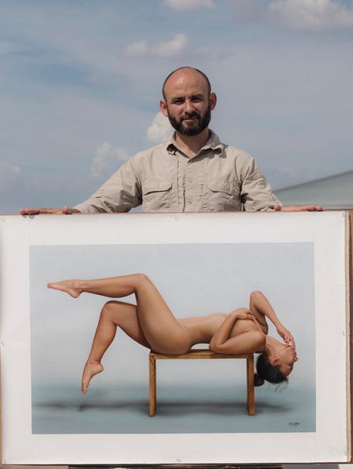 Balance II 60.5 x 91 pintor 01