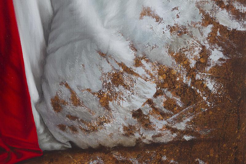 Corazon Escarlata 180 x 140 detalle 06