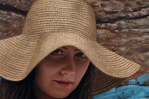 el sombrero de mimbre 140 x 180 detalle 02
