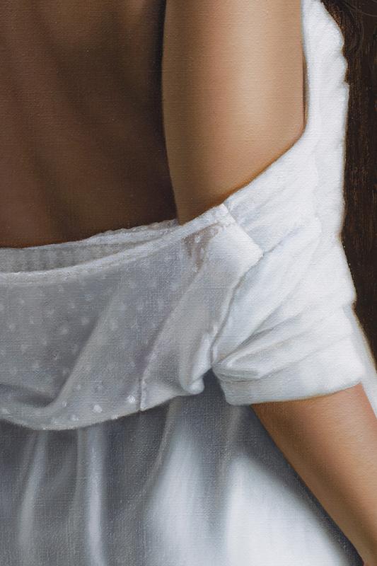 El vestido blanco 90 x 70 detalle 05