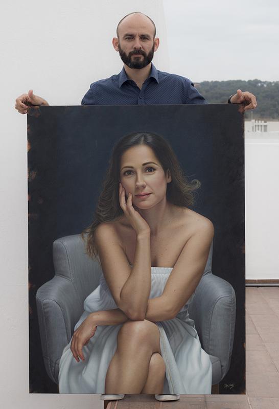 Itzel 120 x 90 pintor 01