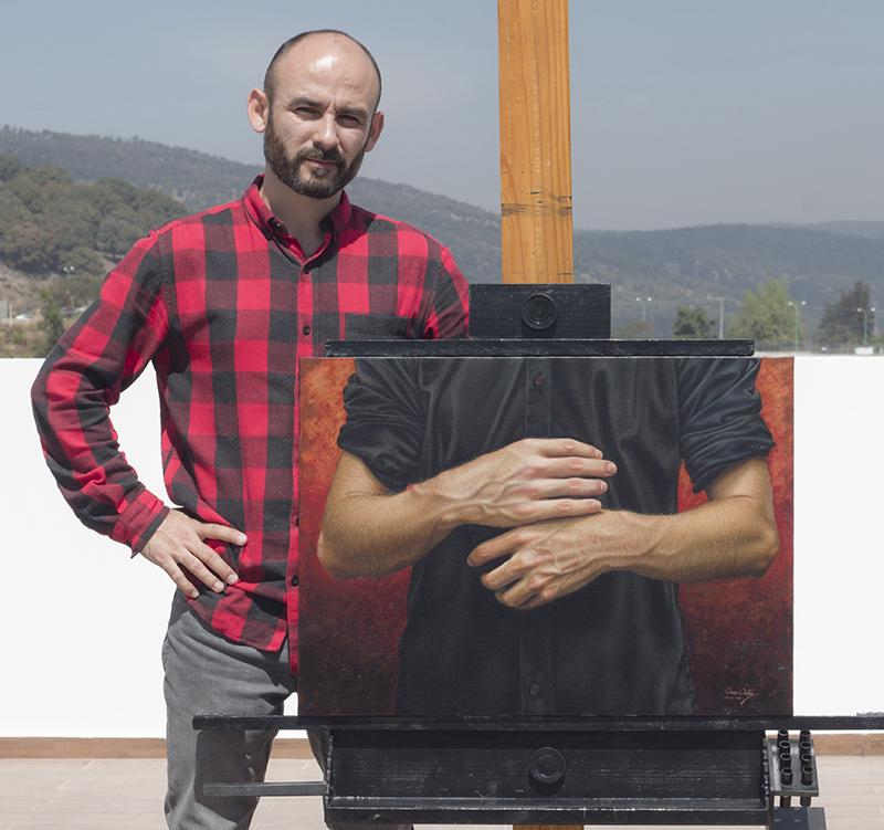 tools of creation III 50 x 69 pintor 01